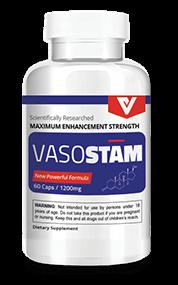 VasoStam bottle & review